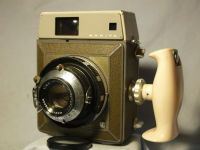 '            Standard Outfit-NICE-' Mamiya Press Medium Format Camera c/w 90mm Lens+Grip  £79.99